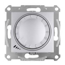 Regulador LED giratorio SDN2201260 Schneider Sedna aluminio
