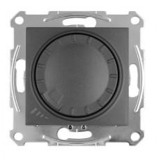 Regulador LED giratorio SDN2201270 Schneider Sedna grafito