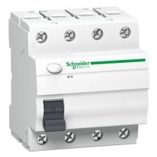 Diferencial Schneider A9Z05440 4P 40A 30mA Clase-AC