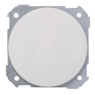 Tapa ciega Simon 88800-30 color blanco