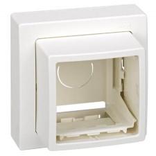 Adaptador para mecanismos Simon 27 monobloc 73088-50 de superficie
