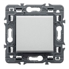 Cruzamiento Legrand 741340 Valena Next aluminio