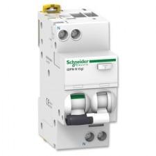 Interruptor diferencial Schneider A9D31606 clase AC iDPN N Vigi 1P+N 6A 30mA