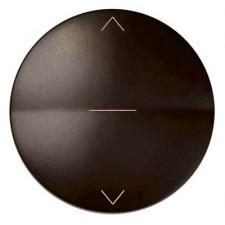 Tecla para interruptor persianas 3 posiciones Simon 88033-32 color marrón