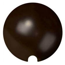 Tapa salida de cables Simon 88051-32 color marrón
