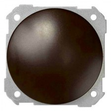 Tapa ciega Simon 88800-32 color marrón