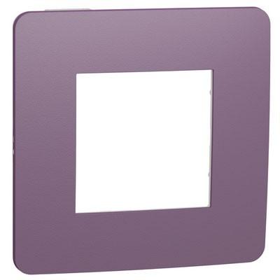 Marco Studio violeta 1 elemento Schneider NU280213 New Unica