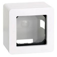 Caja de superficie 27811-35 Simon 27 color blanco