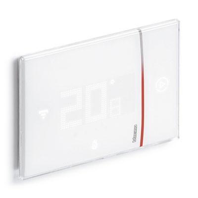 Termostato WiFi conectado Smarther Bticino X8000 Legrand empotrar