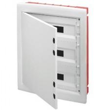 Caja de automáticos Gewiss de empotrar GW40890 54 módulos