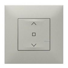 Interruptor de persianas conectado Legrand 741837 Valena Next with Netatmo aluminio