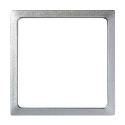 Pieza intermedia aluminio Simon 27 play 2700670-033 1 elemento