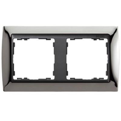Marco Simon 82824-67 acero oscuro 2 elementos serie grafito
