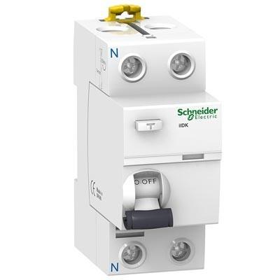 Diferencial schneider A9R60225 electric 2P 25A 30ma