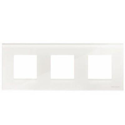 Marco Niessen n2273cb 3 ventanas 2 modulos cristal blanco zenit