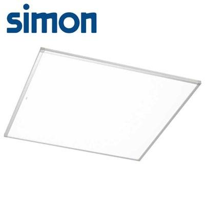 Panel LED Simon 72660033-884 60x60 39W