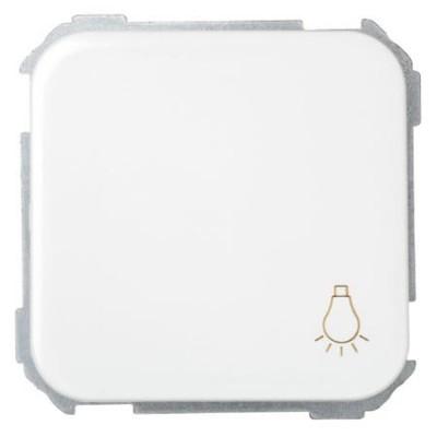Pulsador luz blanco simon 31651-30