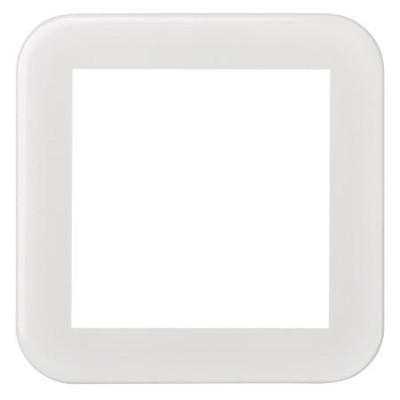 Tapa adaptador mecanismos simon 31088-30 blanco