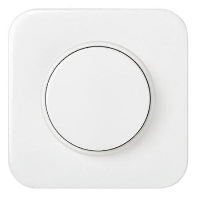 Tapa boton regulador electronico simon 31054-30 blanco