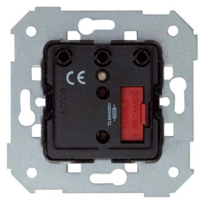 Conmutador regulador 2 niveles luz Simon 75310-39