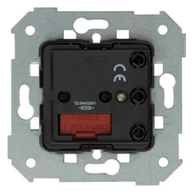 Conmutador temporizado 2 funciones Simon 75324-39