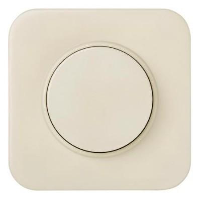 Tapa boton regulador electronico serie 31 marfil simon 31054-31