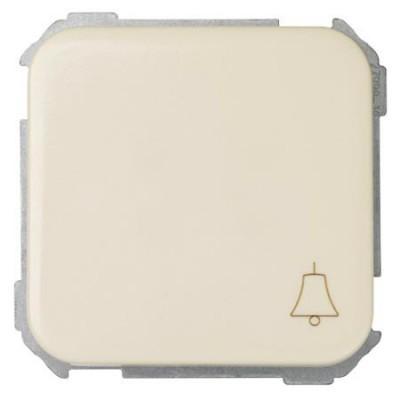 Pulsador campana marfil serie 31 simon 31650-31