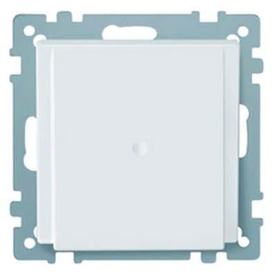 Salida de cables blanco activo serie Elegance MTN296825