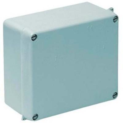 Caja estanca solera 817 plexo superficie 160x135x70