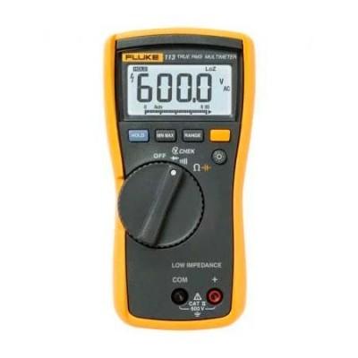 Multímetro digital Fluke 113 comprobador eléctrico
