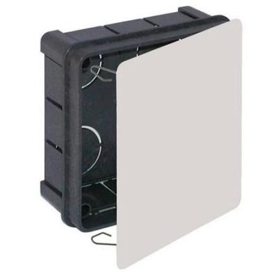 Caja solera 562 de registro y empalme de empotrar 100x100x45
