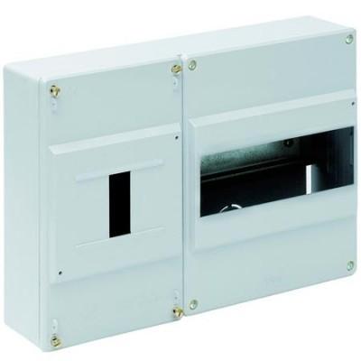 Caja solera 697 automáticos distribución 8 elementos + icp
