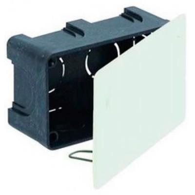 Caja solera 561 conexion tapa garra metalica 100x50x45