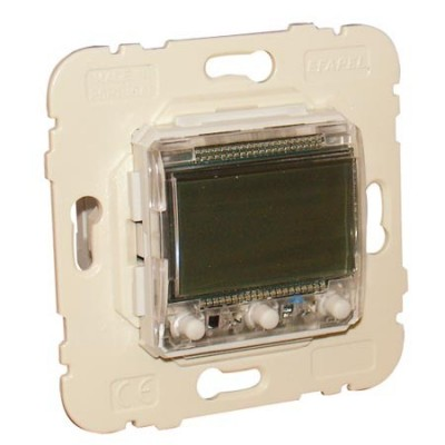 Termostato digital Efapel 21233 Mec 21