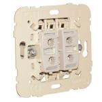 Interruptor de persianas Efapel 21290 mec21
