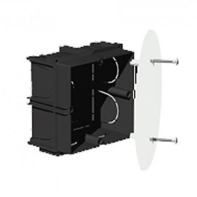 Caja solera 6635 conexion tapa tornillos 65x65x40