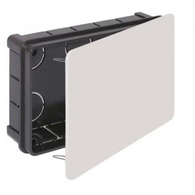 Caja solera 563 de registro y empalme de empotrar 160x100x50