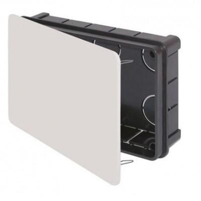 Caja solera 614 de registro y empalme de empotrar 200x130x60