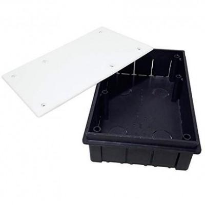 Caja solera 5530 de registro y empalme de empotrar 300x160x70