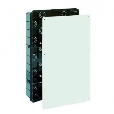 Caja solera 5503 de registro y empalme de empotrar 300x500x85