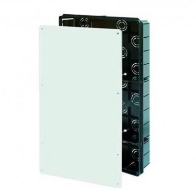 Caja solera 5506 de registro y empalme de empotrar tornillos 300x500x60