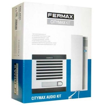 Kit portero Fermax 6201 Citymax 1 linea