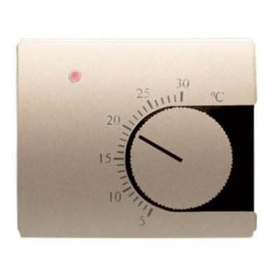 Tapa termostato calefaccion Nissen 8440 cs cobre saten Olas