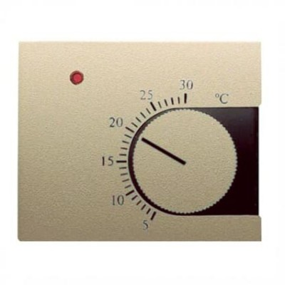 Tapa termostato calefaccion Niessen 8440ar arena Olas