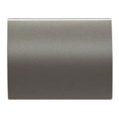Tecla interruptor conmutador Niessen 8401 ap acero perla olas