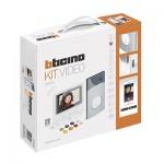 Kit videoportero LINEA 3000 Tegui 364614 WiFi CLASSE 100 Bticino