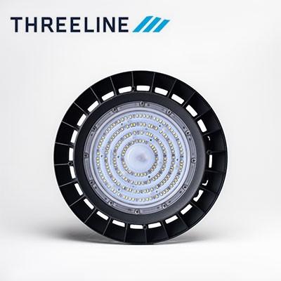 Campana LED redonda Threeline...