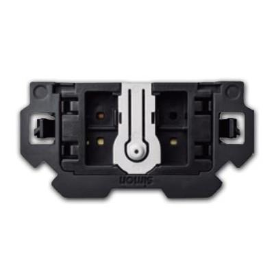 Interruptor conmutador 16AX pulsante 10000211-039 Simon 100
