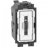 Pulsador 1 módulo Bticino Living Now K4005A