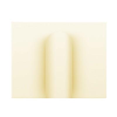 Tapa salida cable color beige 18734A serie Iris Bjc